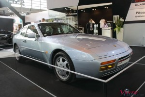 Porsche 944 Turbo - Rétromobile 2016