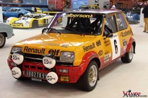 Renault 5 Alpine 1978 - Rétromobile 2016
