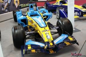 Renault F1 R26 2006 - Rétromobile 2016
