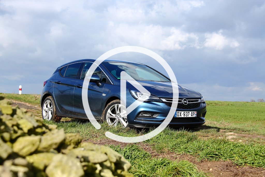 Essai Opel Astra