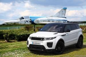 essai Range Rover Evoque