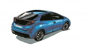 Honda Civic Vaillante