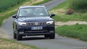 Essai vidéo Volkswagen Tiguan 2 TDI 190