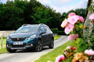 essai Peugeot 2008 2016