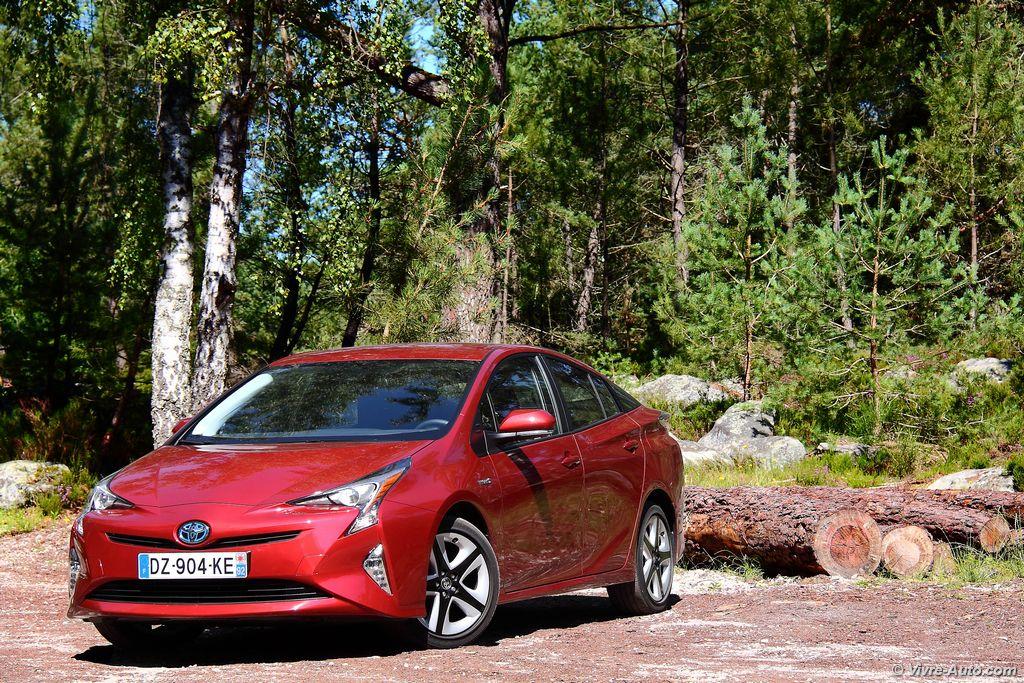 essai Toyota Prius 2016