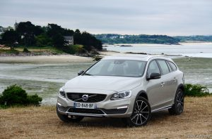 Essai Volvo V60 Cross Country D4
