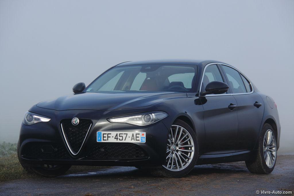 essai Alfa Romeo Giulia
