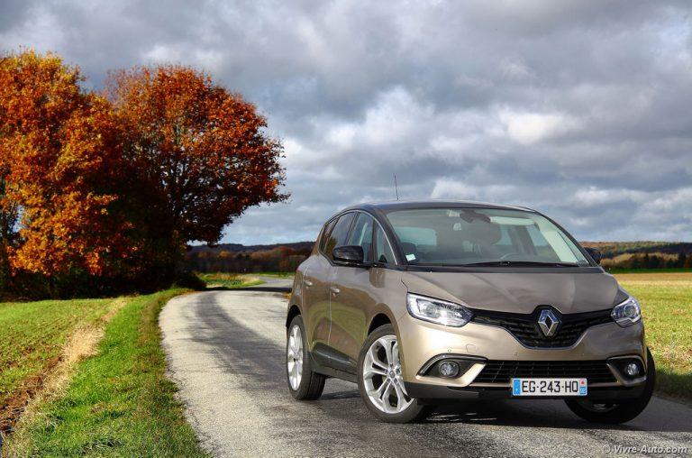 Essai Renault Scenic 2016