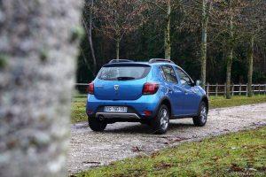 Essai Dacia Sandero 2017