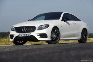 essai Mercedes Classe E Coupe