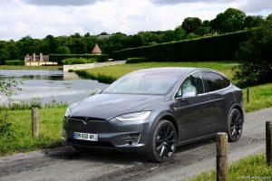 essai Tesla Model X