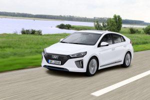 Essai Hyundai Ionic Hybrid