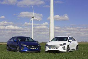 essai Hyundai Ionic