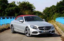 essai Mercedes Classe C Cbariolet