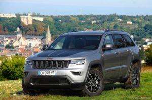 essai Jeep Cherokee Trailhawk