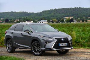 essai Lexus RX450h 2017