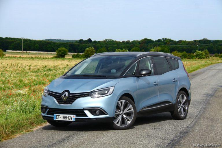 Essai Renault Grand Scenic 4