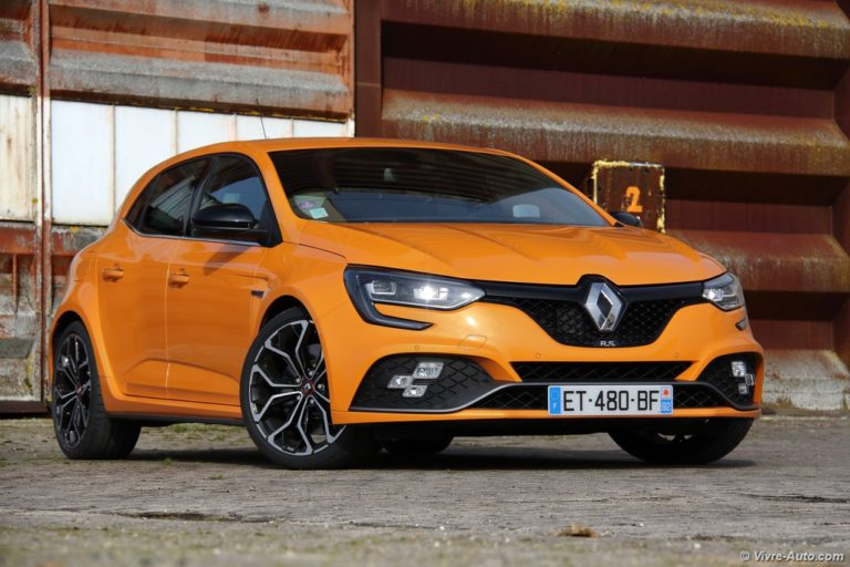 essai Renault Megane 4 RS