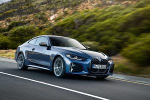 Photos nouvelle BMW Serie 4 Coupe 2020