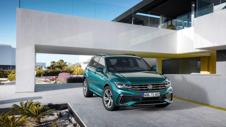Nouveau Volkswagen Tiguan 2020, hybridation et sportivité !