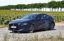Essai Mazda 3 Skyactiv-G M Hybrid, la grande gagnante