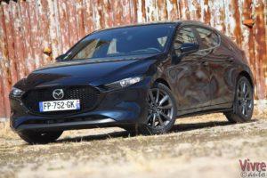 Mazda 3 (2020) 2.0l Skyactiv G M Hybrid 122ch Inspiration