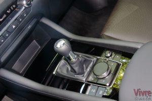 Mazda 3 (2020) 2.0l Skyactiv G M Hybrid 122ch Inspiration - Intérieur