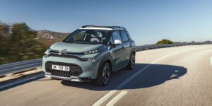 Photo du nouveau Citroën C3 Aircross 2021 phase 2