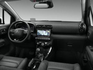 Photo intérieur du nouveau Citroën C3 Aircross 2021 phase 2