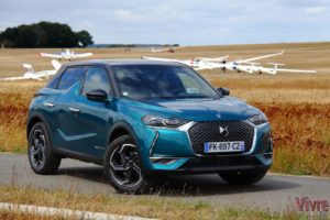Photo du DS 3 Crossback