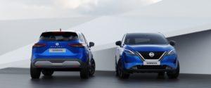 Photo du nouveau crossover Nissan Qashqai 2021